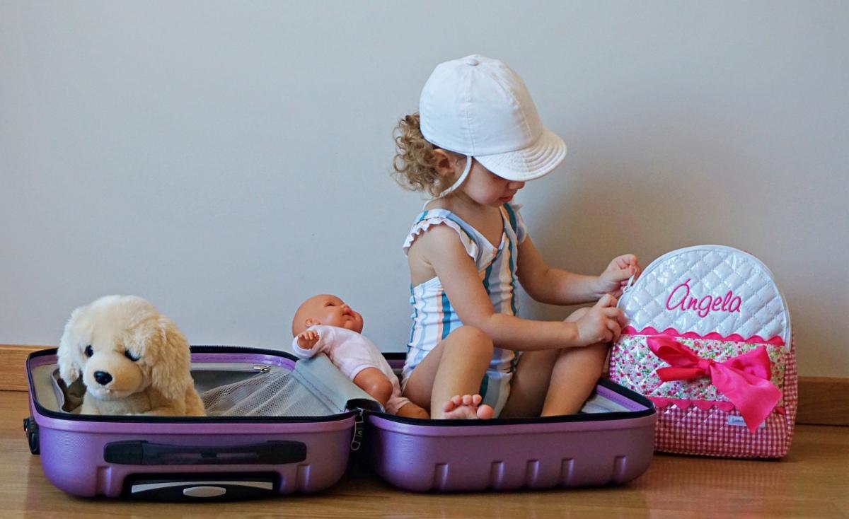 Consejos para viajar conniños